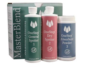 One Step Spotting Kit