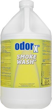 Smoke wash