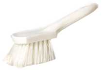Nylon Utility Brush With Handle