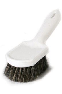 Horsehair Utility Brush With Handle