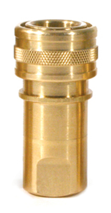 "1/4"" Female Brass Quick Disconnect"