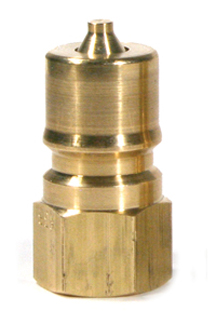 "1/4"" Male Brass Quick Disconnect"