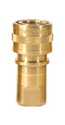 "1/8"" Female Brass Quick Disconnect"