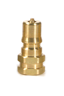 "1/8"" Male Brass Quick Disconnect"