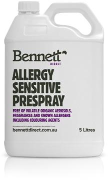 Allergy Sensitive Prespray 5LT
