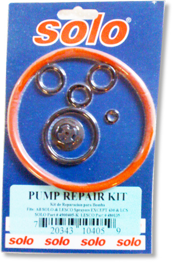 Solo Pump Repair Kit