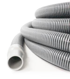 """Vacuum Hose Gray 1.5""""x50'"""