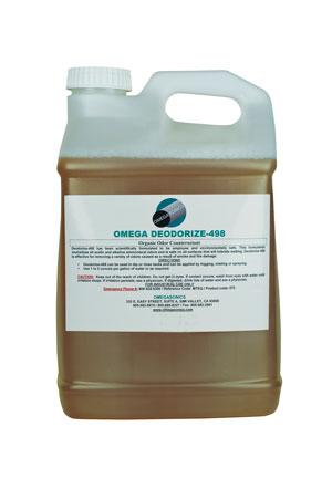 Omega Deodorizer