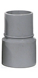 "Vac Cuff 2"" thread x 2""--Grey"