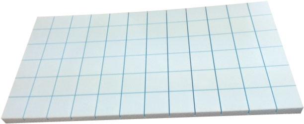Styrofoam Blocks-Blue