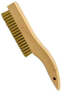 Brush Brass Velvet