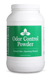 Odor Control Powder