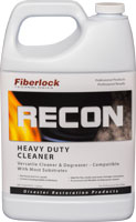 Fiberlock RECON Heavy Duty Cleaner