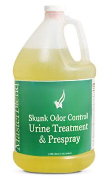 Skunk Odor Control