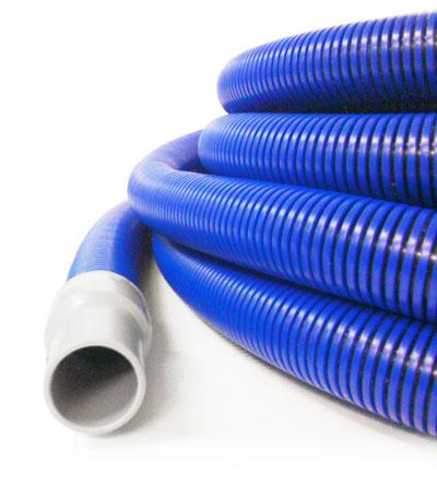"""Vacuum Hose Blue 1.5""""x25'"""