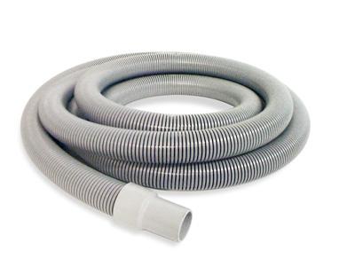 """Vacuum Hose Gray 1.5""""x25'"""